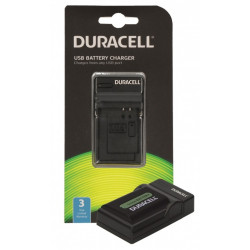 Duracell DRS5965 USB Battery Charger за Sony NP-FV50/70/100