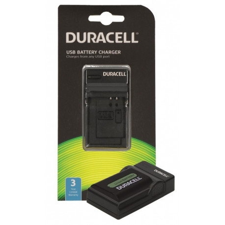 DURACELL DRS5965 USB BATTERY CHARGER - SONY NP-FV50/70/100