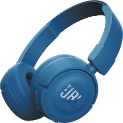 Earphones JBL T450BT (син)