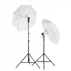 Lighting Quadralite LEDTuber Continuous Lighting Kit - studio lighting kit