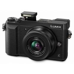 LUMIX GX80 + обектив 12-32mm f/3.5-5.6 MEGA OIS (употребяван)