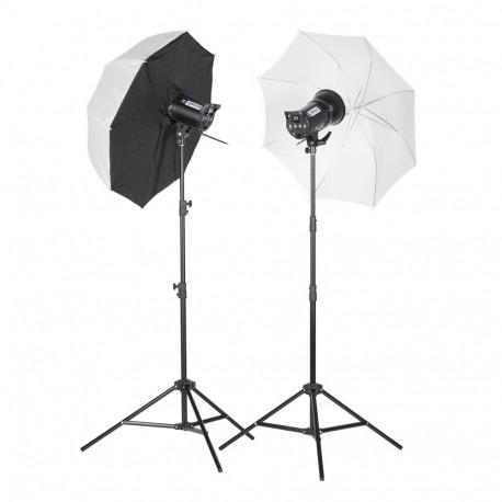 Quadralite UP! 600 Kit - studio lighting kit