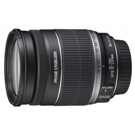 Canon EF-S 18-200mm f/3.5-5.6 IS (употребяван)
