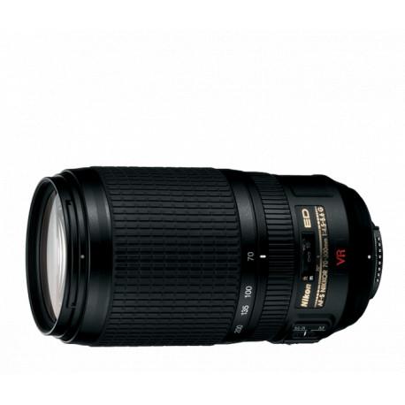 Nikon AF-S 70-300mm f/4.5-5.6G IF-ED VR (употребяван)