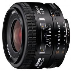 обектив Nikon AF Nikkor 35mm f/2 D (употребяван)