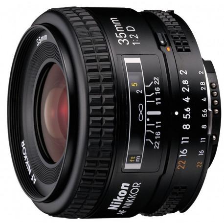 Nikon AF Nikkor 35mm f/2 D (употребяван)