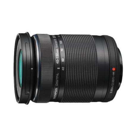 Olympus ZD Micro 40-150mm F / 4-5.6 ED R MSC (Black)