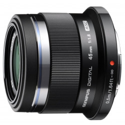 ZD Micro 45mm f / 1.8 MSC (Black)