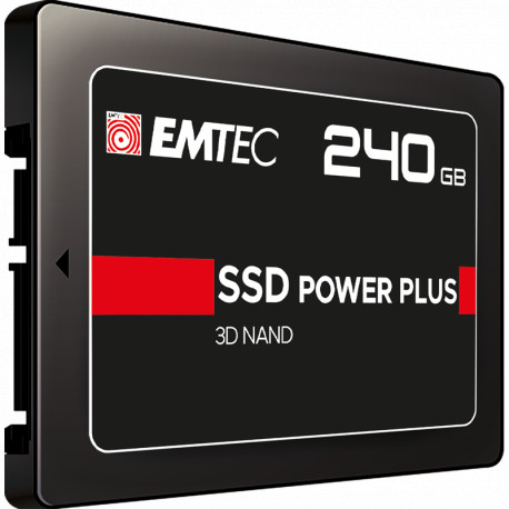 """EMTEC SSD POWER PLUS 240GB 2.5"""" R:520MB/S"""