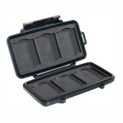 аксесоар Peli Case 0945 CF Кейс за памет карти (черен)