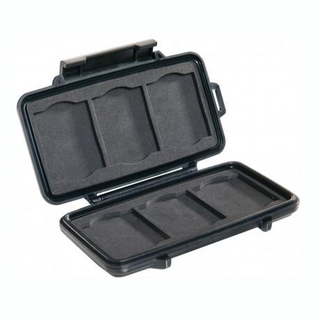 Peli 0945 CF Memory Card Case (Black)