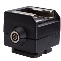 Accessory B.I.G. 423227 Hot Shoe / PC-N Flash Adapter