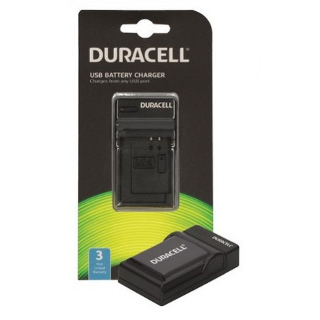 Duracell DRN5930 USB Charger for Nikon EN-EL23