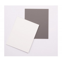 Accessory B.I.G. 486006 Gray / White card 10x12 cm - 2 pcs.