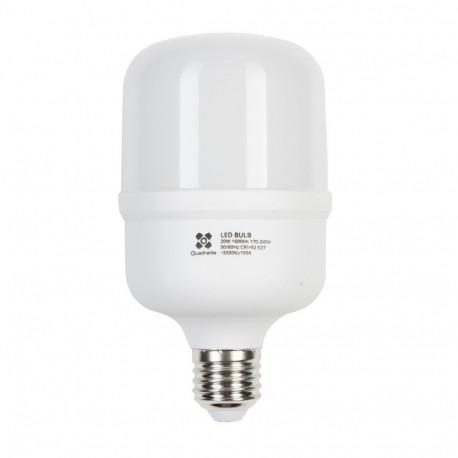 QUADRALITE 20W E27 LED LIGHT BULB