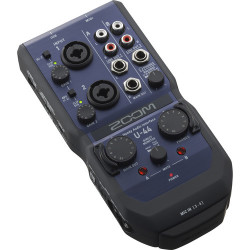 аудио рекордер Zoom U-44 Handy Audio Interface