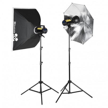 Quadralite Move X 300 Kit - studio lighting kit