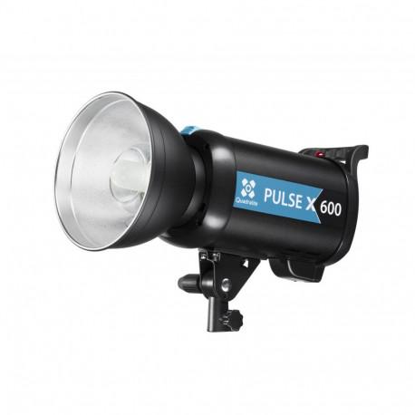 QUADRALITE PULSE X 600 STUDIO FLASH
