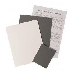 Accessory B.I.G. Set of gray cards