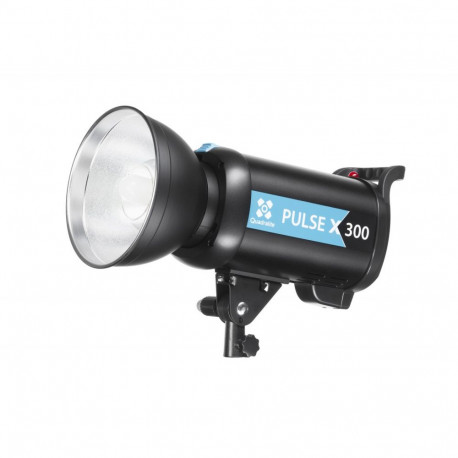 QUADRALITE PULSE X 300 STUDIO FLASH