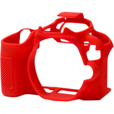 EASYCOVER ECC200DR - FOR CANON 200D RED