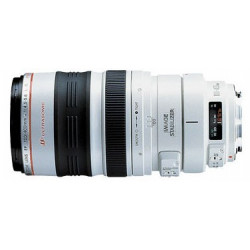 Lens Canon EF 100-400mm f / 4.5-5.6L IS USM (Used)