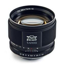 обектив Zenit Zenitar 85mm f/1.4 за Canon