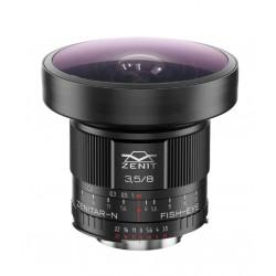 Lens Zenit Zenitar 8mm f / 3.5 Fisheye for Nikon