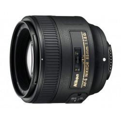 обектив Nikon AF-S Nikkor 85mm f/1.8G (употребяван)
