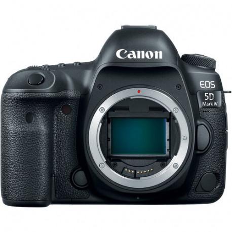 Canon EOS 5D MARK IV + BG-E6 Battery Grip (used)