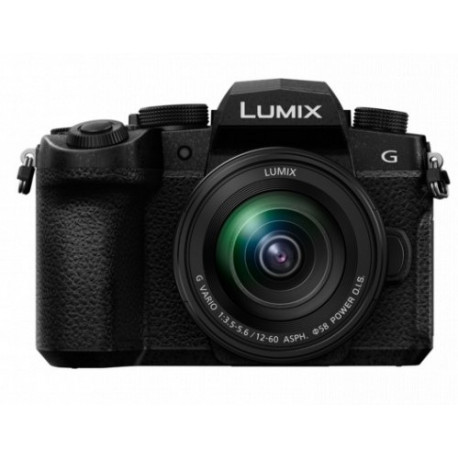 PANASONIC LUMIX G90 BLACK+12-60MM KIT