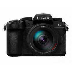 Camera Panasonic Lumix G90 + Lens Panasonic Lumix G 14-140mm F / 3.5-5.6 II Power OIS