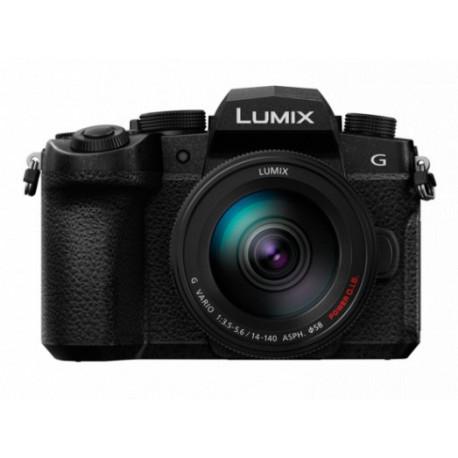 PANASONIC LUMIX G90 BLACK+14-140MM KIT