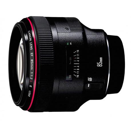Canon EF 85mm f/1.2L USM II (употребяван)