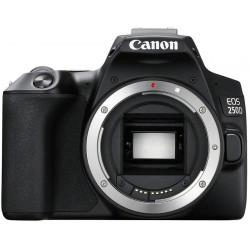 фотоапарат Canon EOS 250D + обектив Canon EF-S 18-55mm f/3.5-5.6 IS II