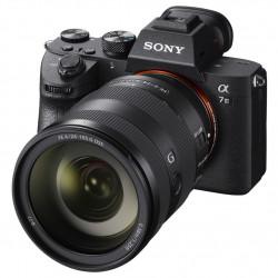 фотоапарат Sony A7 III + обектив Sony FE 24-105mm f/4 G OSS + обектив Sony FE 50mm f/1.8