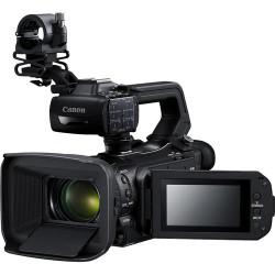 Camcorder Canon XA50 + converter Canon TL-H58 Teleconverter