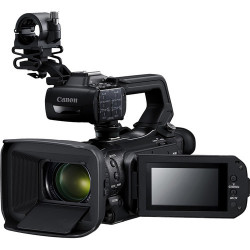 камера Canon XA55 + батерия Canon BP-828 Battery Pack