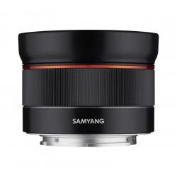 Lens Samyang AF 24mm F / 2.8 FE - Sony E-Mount + Accessory Samyang Lens Station - Sony E