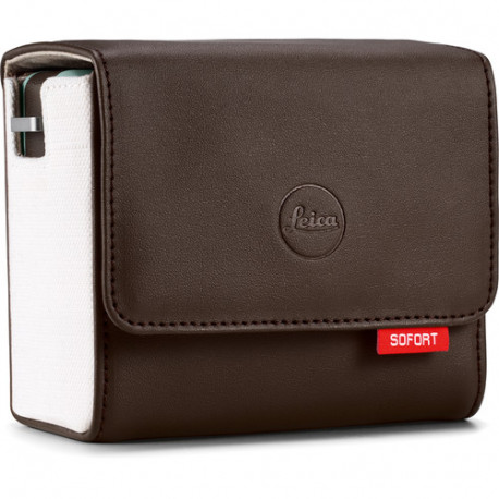 Leica Sofort Bag (brown-white)