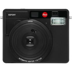 фотоапарат Leica 19111 Sofort (черен)