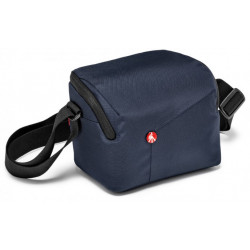 чанта Manfrotto MB NX-SB-IBU Shoulder bag за CSC камера (Син)