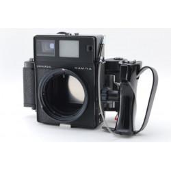 фотоапарат Mamiya Universal Press + Mamiya-SEKOR 100mm f/3.5 (употребяван)