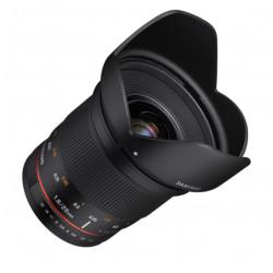 обектив Samyang 20mm f/1.8 ED AS UMC - Nikon F