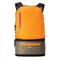 раница Lowepro Passport Duo (Orange/Mica)