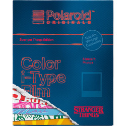 Polaroid Stranger Things i-Type цветен