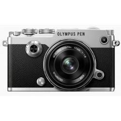 Camera Olympus PEN-F (silver) + Lens Olympus MFT 17mm f/1.8 MSC + Lens Olympus MFT 60mm f/2.8 Macro