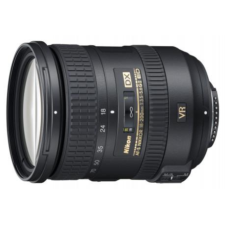 Nikon AF-S DX Nikkor 18-200mm f/3.5-5.6 G ED VR II (употребяван)