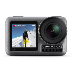 Camera DJI Osmo Action + Battery DJI Osmo Action Battery