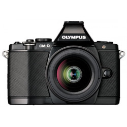 фотоапарат Olympus OM-D E-M5 + OLYMPUS ZD 12-50mm f/3.5-6.3 EZ ED (употребяван)